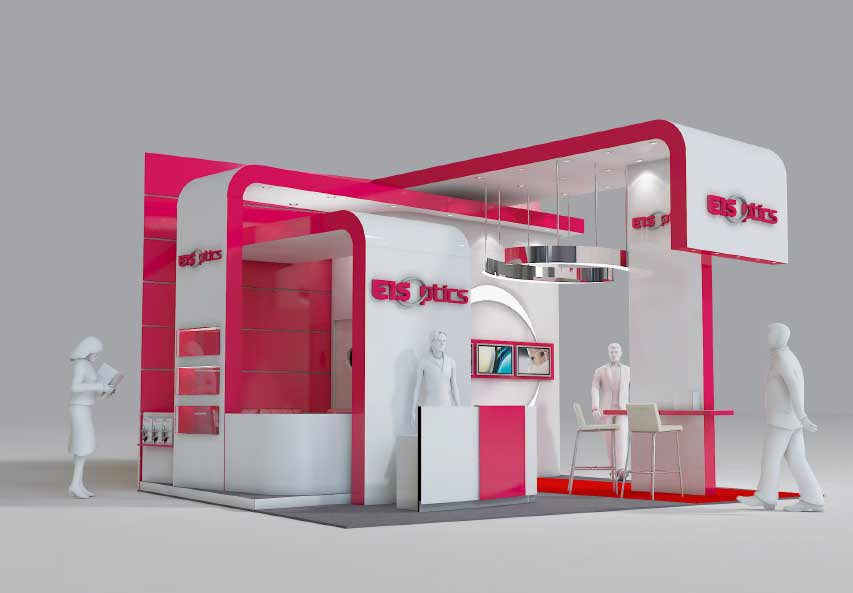 Exhibition Stand Design Concepts : Exhibition stand design concepts